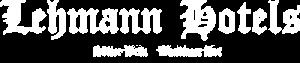 Lehmann Hotels Logo